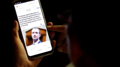 Photo of Facebook mulls legal case after Thailand halts access to anti-monarchy page