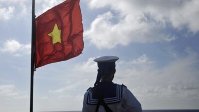 Photo of China's naval drills in South China Sea spark fresh Hanoi condemnation