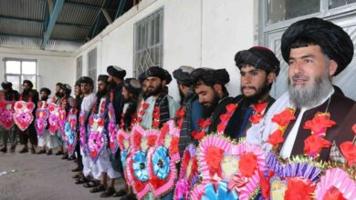 Photo of Taliban urges Afghan government to sit for talks