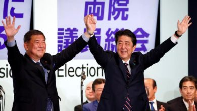 Photo of Abe's resignation throws up many unknowns in election of successor