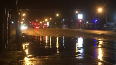 Photo of Memphis Crews Responding to Reports of Trees Down, Flooding Following Storms