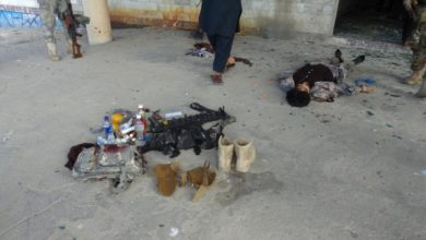 Photo of 3 killed in Taliban attack on police base in Afghanistan