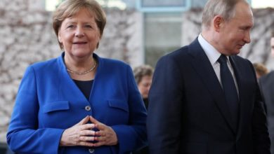 Photo of Germany threatens Russia with sanctions over Navalny poisoning
