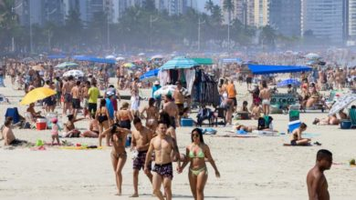Photo of Brazil's COVID-19 epidemic shows signs of slowing for 1st time