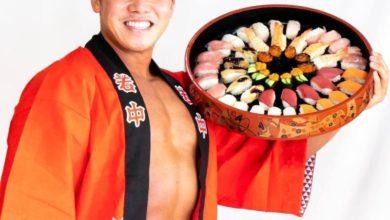 Photo of Japanese sushi restaurant gets creative amid COVID-19 sales slump