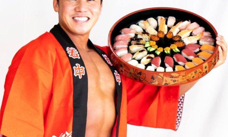 Japanese sushi restaurant gets creative amid COVID-19 sales slump - La  Prensa Latina Media