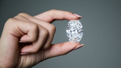Photo of Rare 102-carat diamond to be auctioned by Sotheby's in Hong Kong