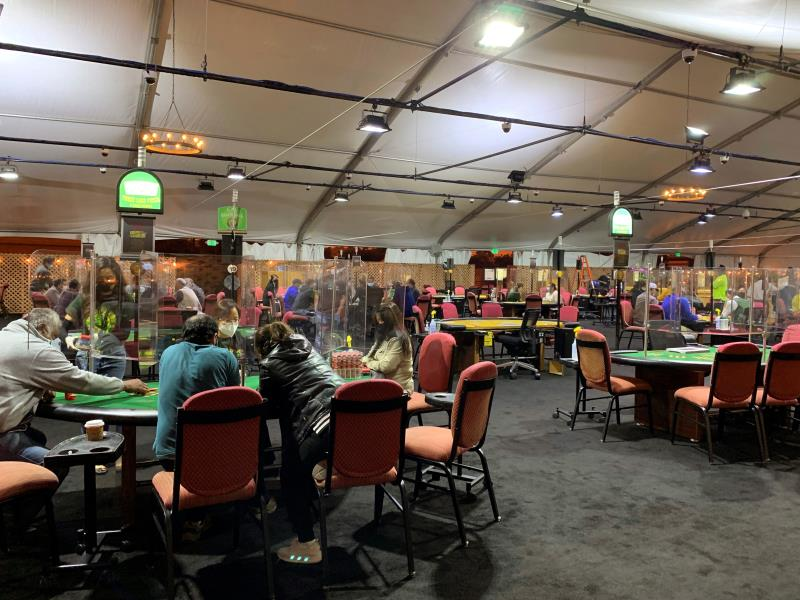California casino takes gaming outdoors - La Prensa Latina Media