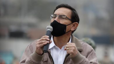 Photo of Bid to impeach president overshadows Peru's fight against Covid-19