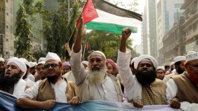 Photo of Bangladeshi hardline Islamist leader Shafi dies at 103