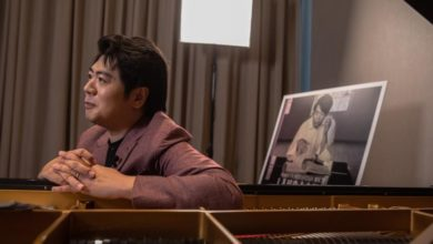 Photo of Bach is like playing Lego, designing a pyramid of Egypt: Lang Lang