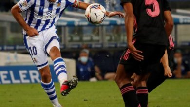 Photo of Real Madrid, Real Sociedad battle to scoreless draw