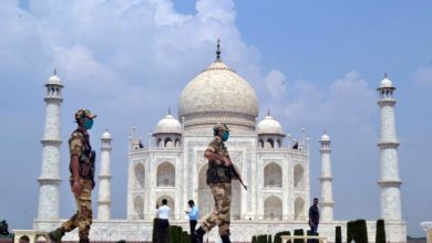 Photo of India's Taj Mahal reopens after months of closure even as infections rise