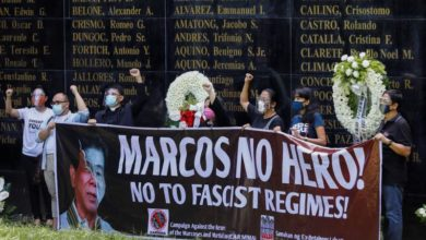 Photo of 32-year-old documentary scratches wounds from failed Philippines revolution