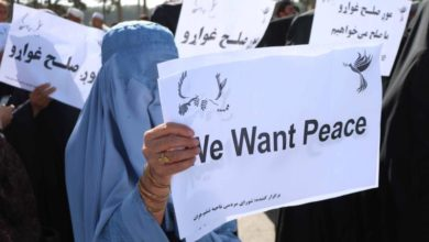 Photo of Afghan gov't, Taliban exchange blame for uptick in violence amid peace talks