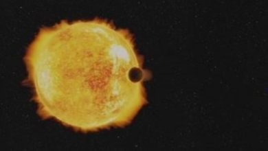 """Photo of """"Ultra-Hot Neptune,"""" new exoplanet 260 light years from Earth"""