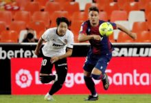 Photo of Valencia footballer Lee Kang-in in high demand internationally