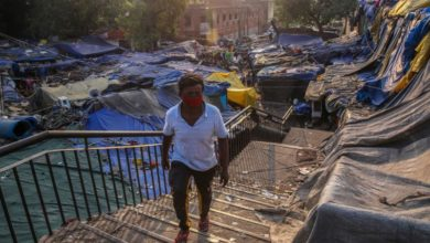 Photo of Eviction fear looms large over thousands of slum dwellers in Indian capital