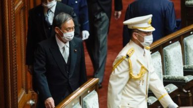 Photo of Suga, BoJ to maintain coordination within 'Abenomics' framework