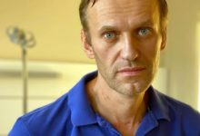 Photo of Poisoned Russian activist Navalny discharged from Berlin hospital