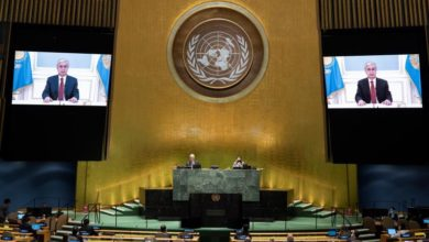 Photo of Kazakhstan urges UN to create biological weapons control agency