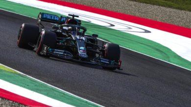Photo of Hamilton sets sights on Schumacher's record in Sochi GP