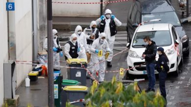 Photo of 7 arrested over Paris knife terror attack