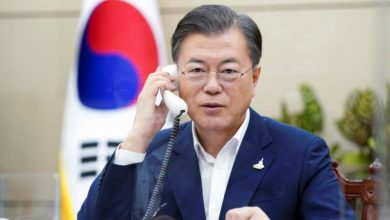 Photo of Moon thinks Kim doesn't want to break inter-Korean ties