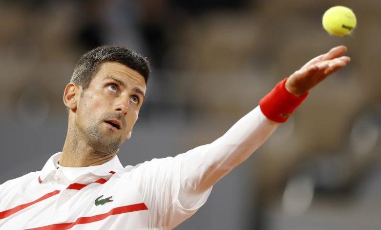 Djokovic Eases Into French Open 2nd Round Tsitsipas Rallies For 5 Set Win La Prensa Latina Media