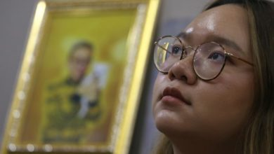 Photo of The student who dared to challenge Thailand's monarchy