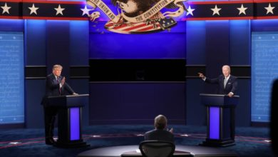 Photo of Trump tries to disorient Biden in chaotic and sour first debate
