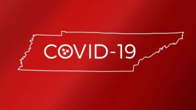 Photo of Tenn. Dept. of Education Website to Report COVID-19 Information in Schools