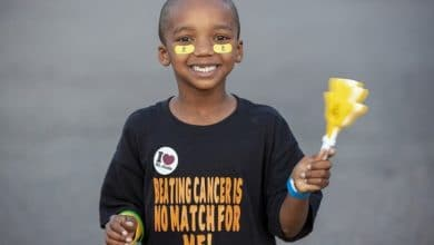 Photo of Celebrating Childhood Cancer Awareness Month with the Virtual St. Jude Walk/Run