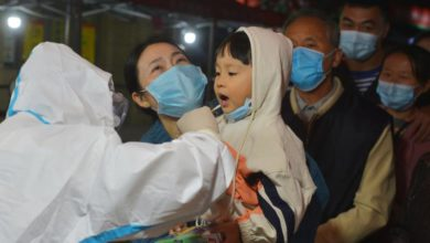 Photo of 3 million tests in 2 days after Covid outbreak in Chinese city