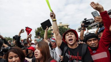 Photo of Students challenge king, govt with new protest in Bangkok