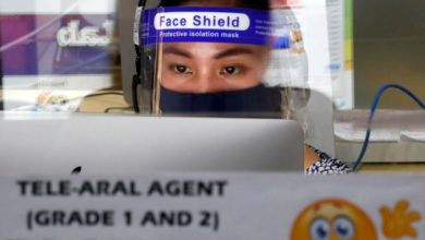Photo of A teacher call center enables lockdown learning in the Philippines