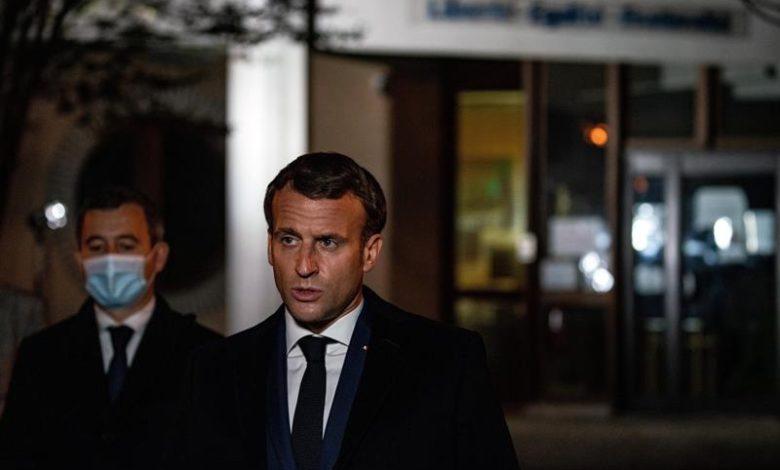 France's Macron labels beheading of teacher Islamic terrorism - La Prensa  Latina Media