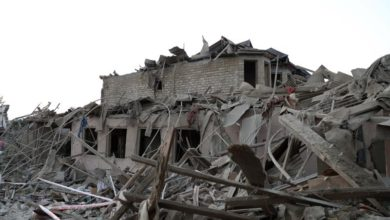 Photo of At least 12 killed in missile attack on Azerbaijan's 2nd biggest city: Baku