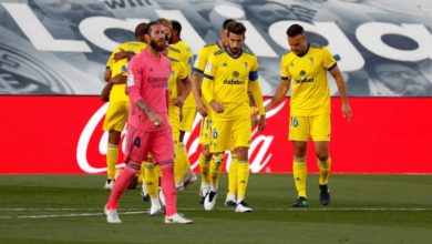 Photo of Real Madrid stay atop LaLiga despite loss as challengers falter