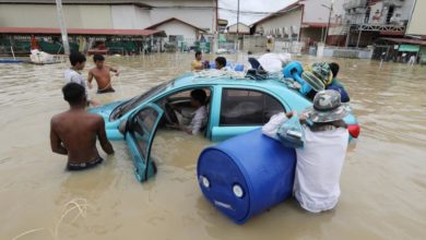 Photo of At least 110 killed in floods, landslides in central Vietnam, Cambodia
