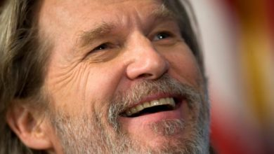 Photo of Oscar-winning actor Jeff Bridges reveals lymphoma diagnosis
