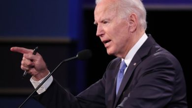 Photo of Prosecutors say man arrested with arsenal plotted to kill Biden