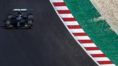 Photo of Bottas shines in practice ahead of Portuguese Grand Prix