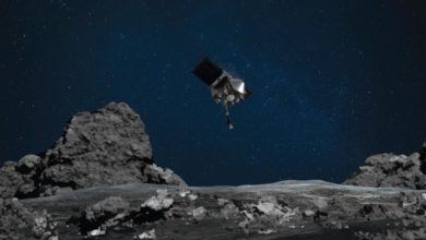 Photo of NASA rushes to stow 'abundant sample' from ancient asteroid