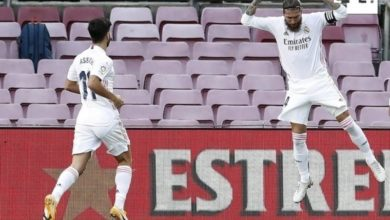 Photo of Real Madrid rebound with win over Barça