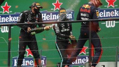 Photo of Hamilton makes history at Portuguese Grand Prix