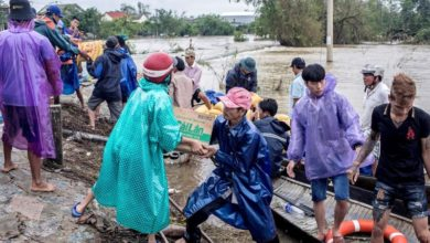 Photo of Vietnam prepares to evacuate 1.2 million people as Typhoon Molave nears