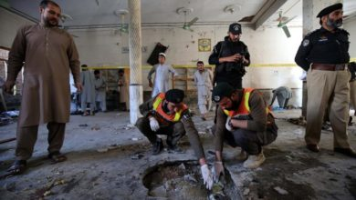 Photo of At least 8 dead, 110 injured in blast at school in Pakistan