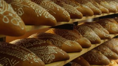 Photo of All Souls Day bread a tradition in southern Mexico