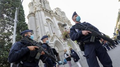 Photo of France boosts military vigilance after suspected terror attack at Nice church
